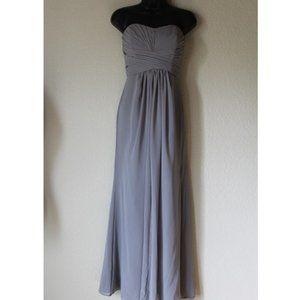 David's Bridal bridesmaid dress (389)